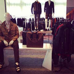 Photo taken at Barneys New York by Harlan C. on 2/23/2013