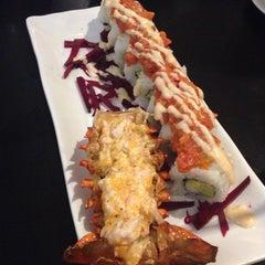 Photo taken at Sushi Koi by Sandy A. on 9/27/2014
