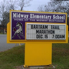 Photo taken at Midway Elementary School by eric l. on 12/15/2012