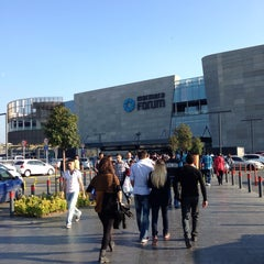 Photo taken at Marmara Forum by Kerem K. on 10/13/2013