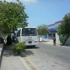 Photo taken at Bus Stop (Vilingili Ferry Terminal) by Firash A. on 2/24/2014