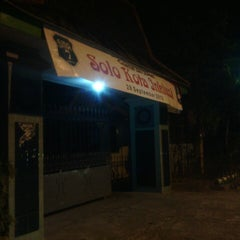 Photo taken at SMAN 7 Surakarta by Cahya b. on 10/1/2013