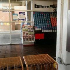 Photo taken at Boulder Transit Center by Kelli T. on 9/15/2012