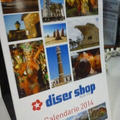 Photo taken at Diser-Shop by Santiago C. on 11/19/2013