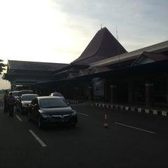 Photo taken at Adi Soemarmo International Airport (SOC) by samantha d. on 7/6/2013