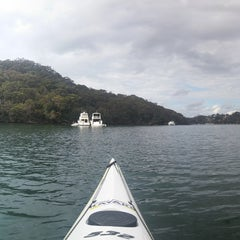 Photo taken at Sydney Kayak by Will B. on 8/15/2015