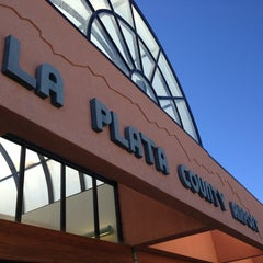 Photo taken at Durango - La Plata County Airport (DRO) by Jasper W. on 10/20/2013