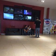 Photo taken at Nordelta Cinemas by María S. on 4/10/2016