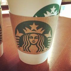 Photo taken at Starbucks by Erica C. on 1/18/2014