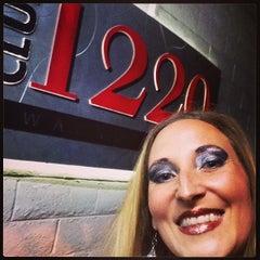 Photo taken at Club 1220 by Rasa V. on 3/29/2014