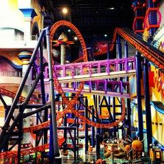 Photo taken at Berjaya Times Square Theme Park by Ben N. on 12/15/2012