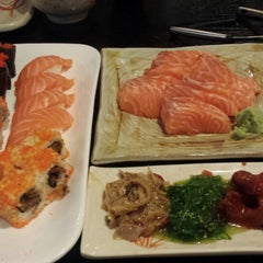 Photo taken at Kome Japanese Dining @ Keppel Club by joel l. on 9/15/2013