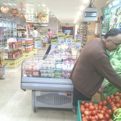 Photo taken at Migros by Mustafa M. on 10/6/2013