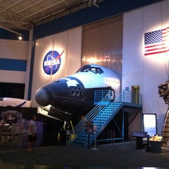Photo taken at Space Center Houston by Dagmar C. on 9/23/2013