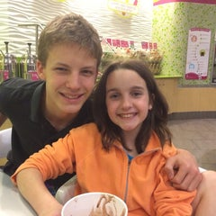 Photo taken at Menchies by Scott T. on 4/15/2014
