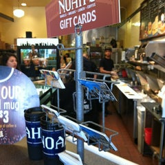 Photo taken at Noah's New York Bagels by Michael B. on 4/7/2013