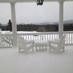 Photo taken at Mountain View Grand Resort & Spa by WendyBA on 2/10/2013