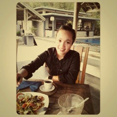 Photo taken at Cafe Alberto by Arina R. on 8/14/2014