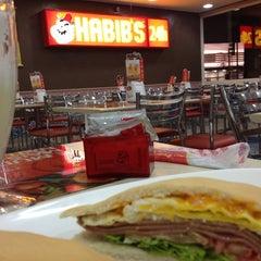 Photo taken at Habib's by Emerson Ricardo Z. on 6/15/2013