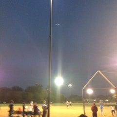 Photo taken at Northeast Athletic Fields by Matt V. on 10/5/2013