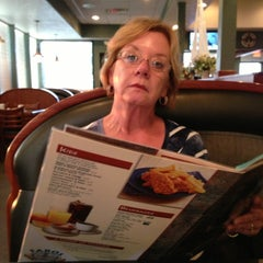 Photo taken at Faros Family Restaurant by Dale S. on 7/8/2013