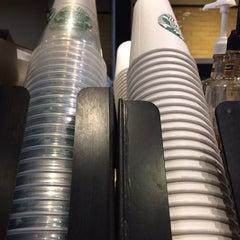 Photo taken at Starbucks by Tim N. on 3/24/2014