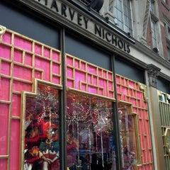 Photo taken at Harvey Nichols by Roy M. on 11/9/2012