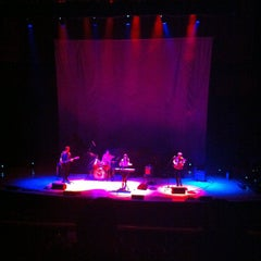 Photo taken at Massey Hall by Louie Y. on 10/24/2012