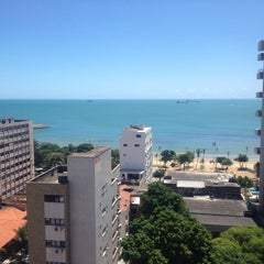 Photo taken at Spazzio Hotel Residence Fortaleza by Lu Rede on 7/16/2014
