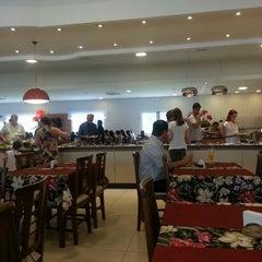 Photo taken at Restaurante Pouso Novo by Mary K. on 11/10/2013