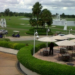 Photo taken at Trump National Doral Miami by Marcela C. on 10/10/2013