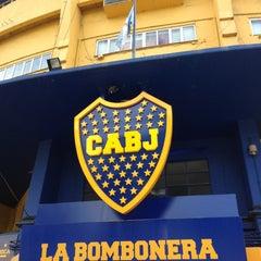 Foto tirada no(a) Estadio Alberto J. Armando (La Bombonera) por Daniel K. em 2/23/2013