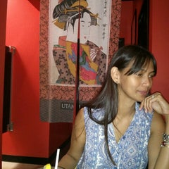 Photo taken at Origami Sushi by manny l. on 6/5/2014