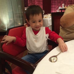 Photo taken at Shang Palace by Sheen S. on 2/19/2015