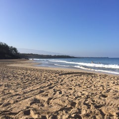 Photo taken at Hāpuna Beach State Recreation Area by Andy S. on 1/15/2016