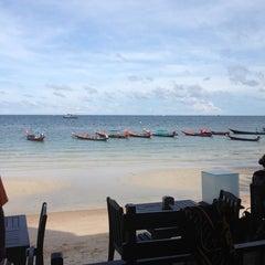 Photo taken at Seashell Resort by Francisca V. on 5/14/2014