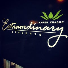 Photo taken at Extraordinary Desserts by Kevin A. on 7/28/2013