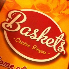 Photo taken at Baskets (Chicken Fingers) by Juan H. on 1/16/2014