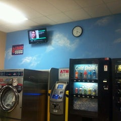 Photo taken at Big Wave Laundromat by Jamie G. on 3/1/2013