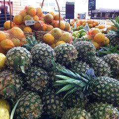 Photo taken at Villarreal Supermercados by Ana C. on 1/9/2013