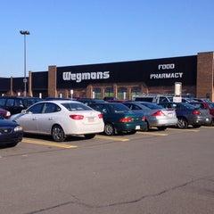 Photo taken at Wegmans by Rob W. on 12/13/2012
