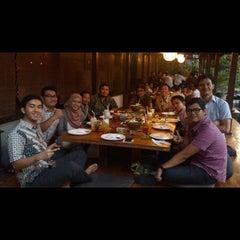 Photo taken at Telaga Seafood Restaurant by Radona E. on 6/25/2015