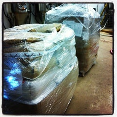 Photo taken at Sleeping Giant Brewery Co by Kyle M. on 1/8/2013