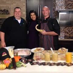 Photo taken at NBC 6 South Florida by Burger B. on 11/3/2014