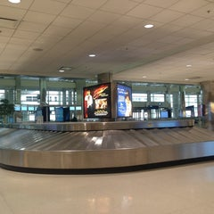 "Photo taken at Baggage Claim by Shye ""Sky Queen"" A. on 3/17/2013"
