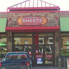 Photo taken at SHEETZ by Mark V. on 9/30/2012