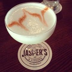 Photo taken at Jasper's Corner Tap & Kitchen by Jessica on 1/6/2013