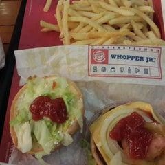 Photo taken at Burger King by Chie H. on 7/28/2014
