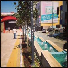 Photo taken at Esenler Metro İstasyonu by VOLKAN Y. on 7/26/2013