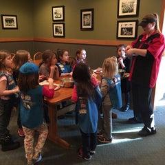 Photo taken at Happy Joe's Pizza by Lynn S. on 3/4/2015